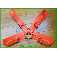 GatorStrap™ X-Shape Harness with 4 buckles 1.5 inch wide strap