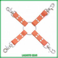 GatorStrap™ 4-Way Cuffs Connector Strap