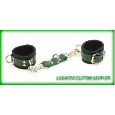Latigo Cuffs with Primary Strap, pad and liner