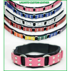 1.5 Inch Double Strap Rings Buffalo Collar with Buffalo Liner