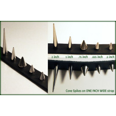Cone Spikes - 0.5 (1/2) inch tall