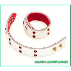 Wrist Cuffs Pair (1 inch wide)