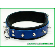 1.5 Inch Double Strap Buffalo Collar with Buffalo Liner