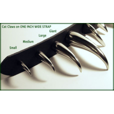 Cat Claw Spikes - Small 0.875 inch tall