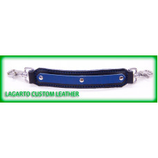 Collar strap accessory for sled dog pulling harness