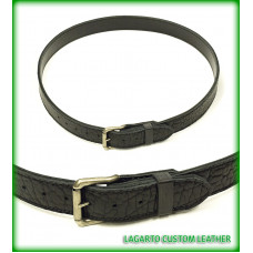Double Layer Stitched Belt