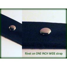 Standard Cap Rivets, 3/8ths inch