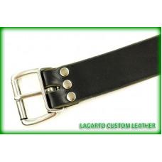 Single Layer Latigo Belt