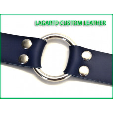 O-rings for Leather Single Strap Collars