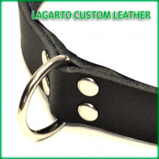 Extra D-rings for Leather Single Strap Collars