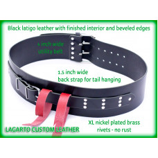 Utility Belt (will not fit belt loops)
