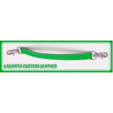 Lower strap accessory for full torso harnesses